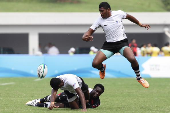 Oceanian nations, such as Fiji, would significantly raise the standard of the rugby sevens competition at the Asian Games ©Getty Images