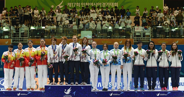 South Korea won sabre fencing gold over China
