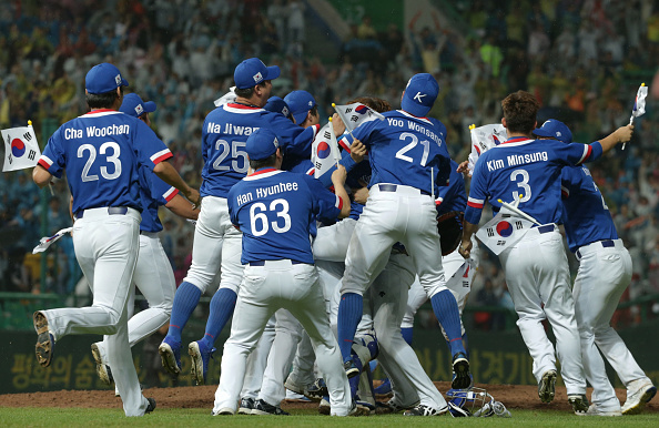 Success at Incheon 2014 has been hailed as a major boost for baseball in its Olympic dream ©Getty Images