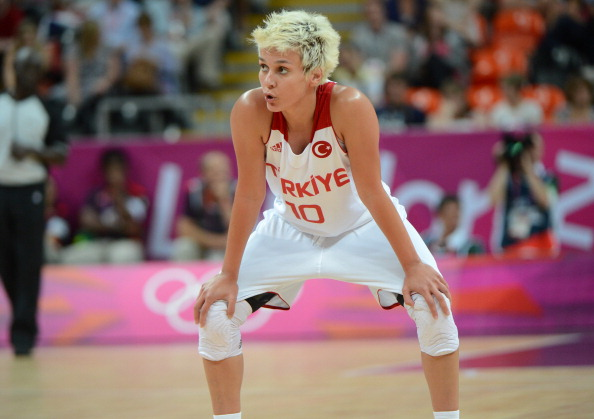 Işıl Alben made a go-ahead three-pointer in the dying moments to get Turkey off to a winning start at the FIBA World Championship for Women ©Getty Images