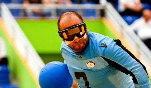 Israel lost out to Slovenia for a place in the men's final in Budapest ©Kalocsai Richárd