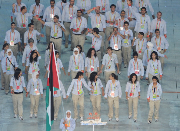 Jordan will be aiming to build upon their performance at the 2010 Asian Games in Guangzhou ©AFP/Getty Images
