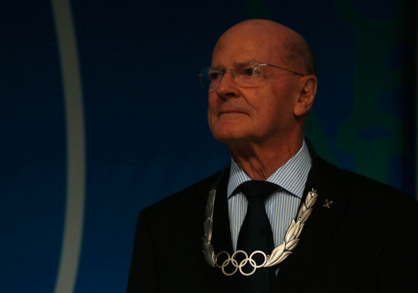 Kevan Gosper has urged for the return of his stolen Vancouver 1954 British Empire and Commonwealth Games ©Getty Images