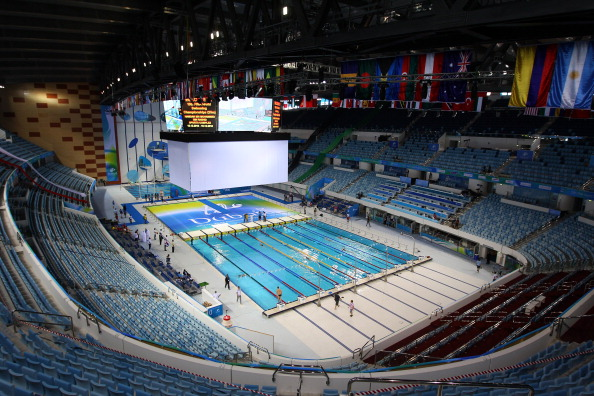 Malmsten AB's competitor racing lines lanes are used in acquatic venues across the globe