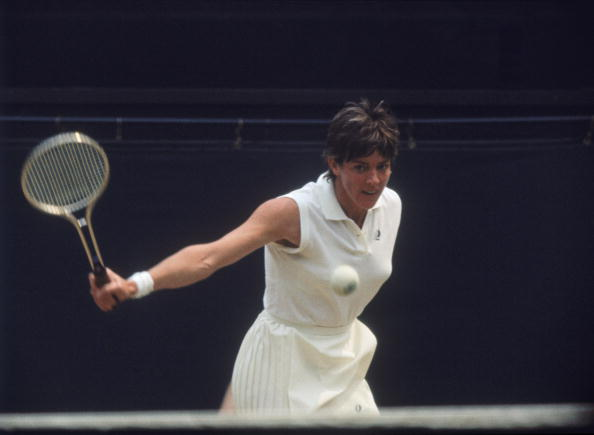 Margaret Court was the queen of the Australian Open, thrilling her home crowd with a remarkable 11 victories and an unbeaten tally of 24 Grand Slam wins ©Getty Images