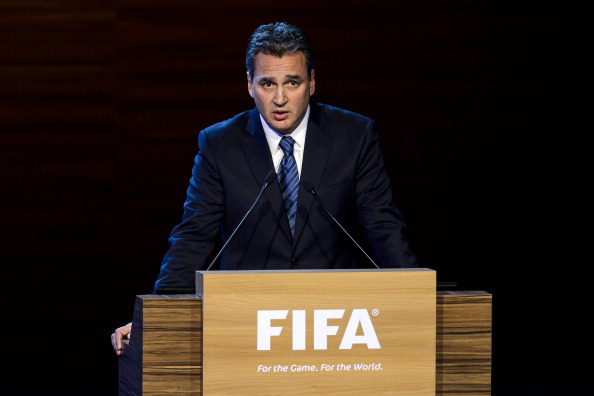 Michael Garcia has delivered a 350-page report to FIFA's Adjudicatory Chamber on the bidding processes of the 2018 and 2022 World Cups ©Getty Images