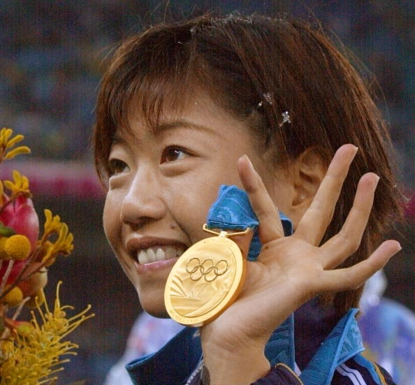 Sydney 2000 Olympic marathon gold medallist Naoko Takahashi has been chosen as part of the Tokyo 2020 Athletes' Commission ©Getty Images