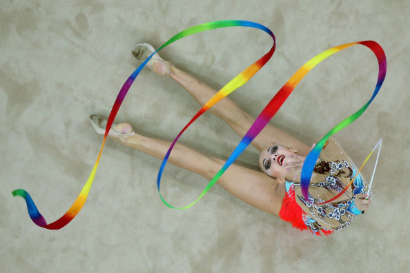 Natalia Kuzmina is very confident of rhythmic gymnastics' future particularly after the success of the Nanjing 2014 Summer Youth Olympic Games ©Getty Images