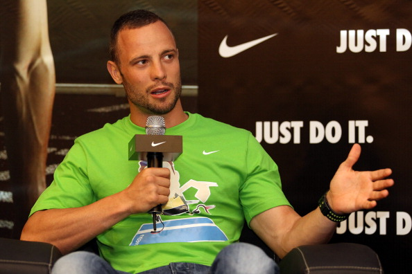 Nike have confirmed they will no longer sponsor Oscar Pistorius ©Getty Images