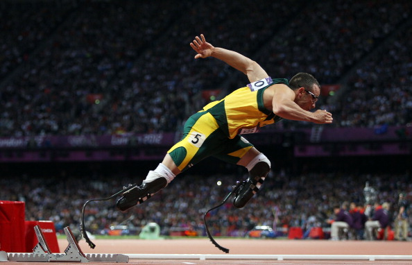 Oscar Pistorius has also spent a vast amount of the money he earned during his athletics career on legal fees ©Getty Images