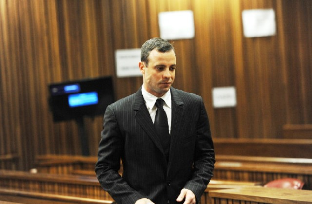 Oscar Pistorius has been found guilty of culpable homicide in a South African court ©Getty Images