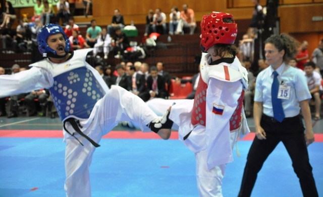 Para-taekwondo is one of the sports vying for a place on the Tokyo 2020 Paralympic Games programme ©WTF