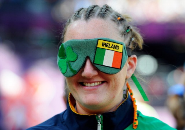 Paralympics Ireland is searching for volunteers to help the Irish team at the Rio 2016 Paralympics ©AFP/Getty Images
