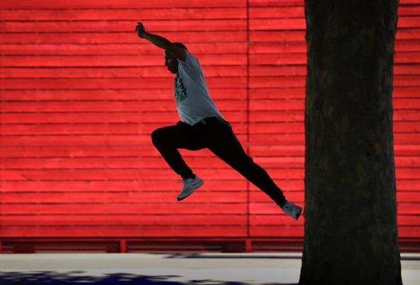Parkour is practicised in 71 countries around the world, it is claimed ©Getty Images