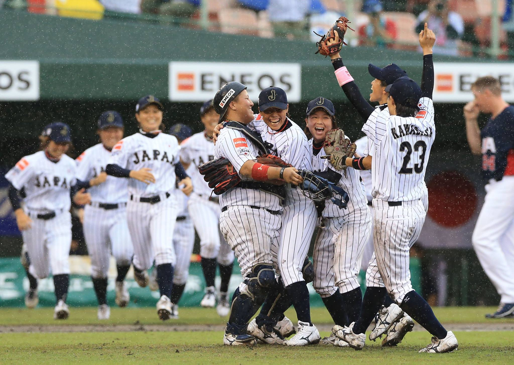 Public support for baseball and softball's inclusion at Tokyo 2020 is growing claims ©WBSC