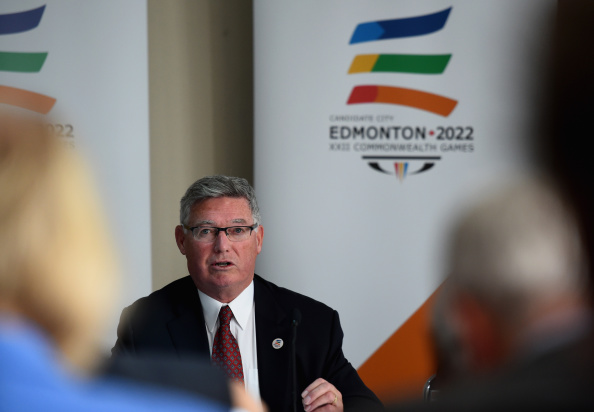 Reg Milley has said Edmonton has something to offer the Commonwealth Games Movement ©Getty Images