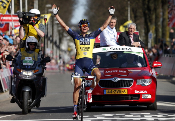 Roman Kreuziger has been cleared of any anti-doping violations by the Czech Olympic Committee ©Getty Images