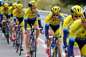 Roman Kreuzigers team, Tinkoff-Saxo, decided to pull him out of this year's Tour de France ©Getty Images