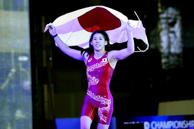 Saori Yoshida and Kaori Icho recorded predictable wins to secure double gold for Japan at the Wrestling World Championship ©United World Wrestling