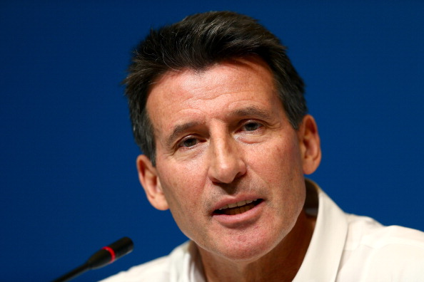 Sebastian Coe was an instrumental figure in bringing the Olympic Games to London in 2012 ©Getty Images