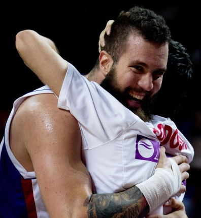 Serbia are through to the semi-finals of the 2014 FIBA Basketball World Cup ©Getty Images