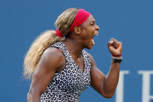 Serena Williams has won the US Open with victory over Caroline Wozniacki ©Getty Images