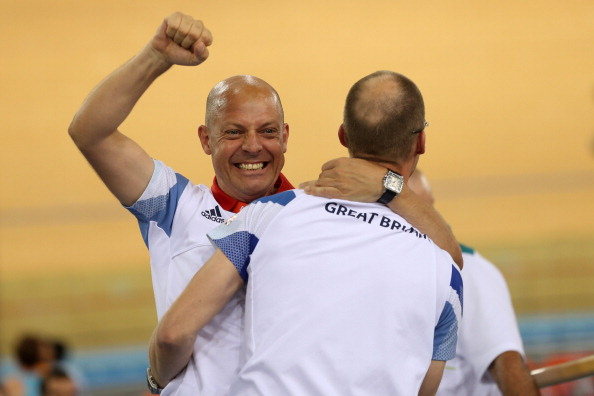 """Sir Dave Brailsford believes Scotland should stay in the Union for """"the sake of UK sport"""" ©Getty Images"""