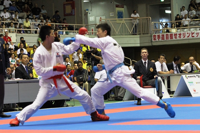 Some of the world's best karatekas will compete in Istanbul this weekend ©JKFan/WKF