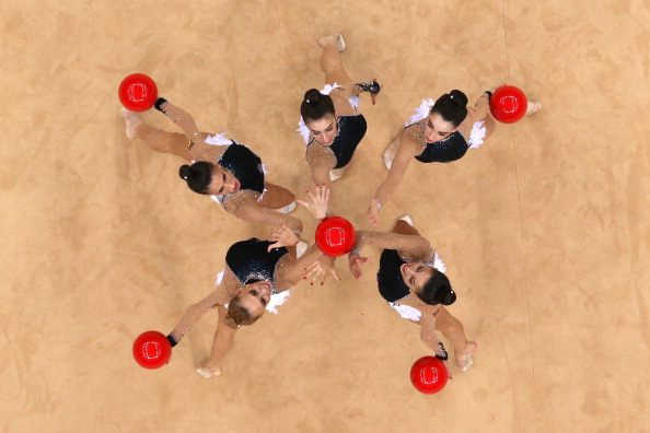 Spain bounced back from a below-par performance in the all-around event ©Getty Images