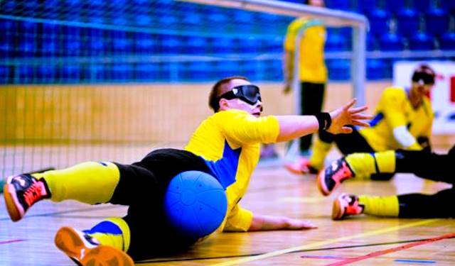 Sweden will contest both the men's and women's finals at the IBSA Goalball European Championships ©Kalocsai Richárd