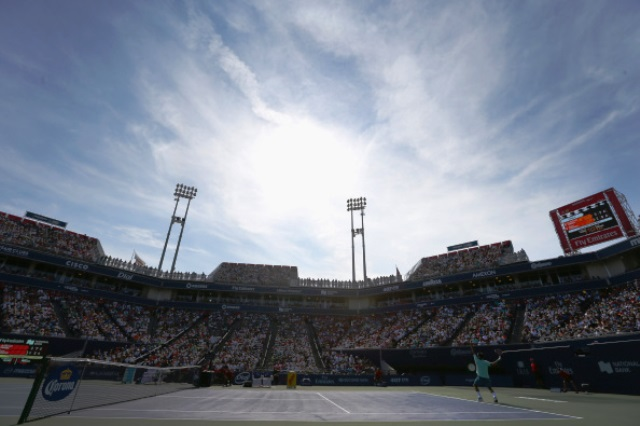 Tennis stars at Toronto 2015 will be lining out at the Rexall Centre at York University ©Getty Images