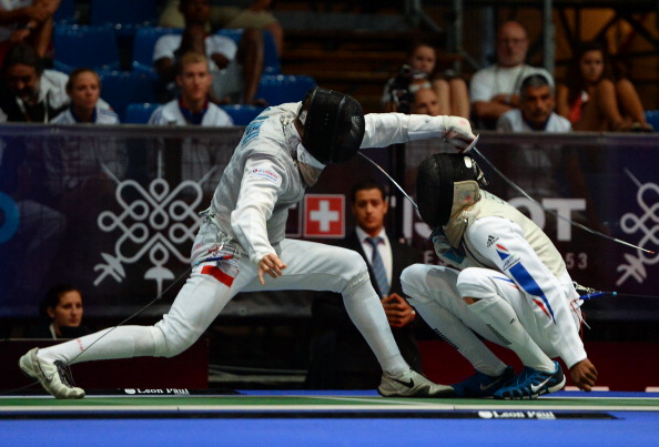 The 2013 World Fencing Championships is one major sporting event to have taken place in Budapest in recent years ©AFP/Getty Images