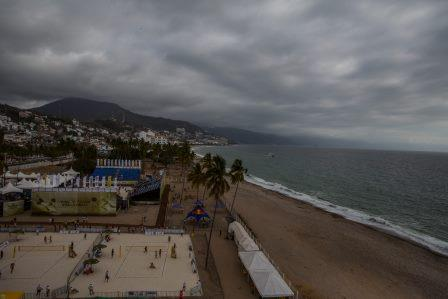 The Pan American Sports Organization General Assembly was scheduled to take place in the Mexican resort town of Puerto Vallarta ©Getty Images
