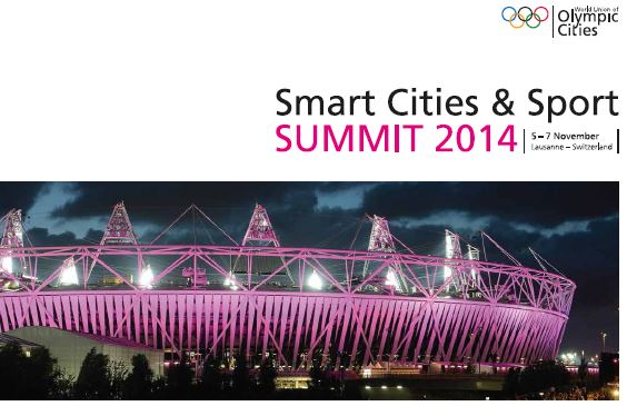 The IMD business school in Lausanne has been named to host Smart Cities and Sport Summit ©The World Union of Olympic Cities