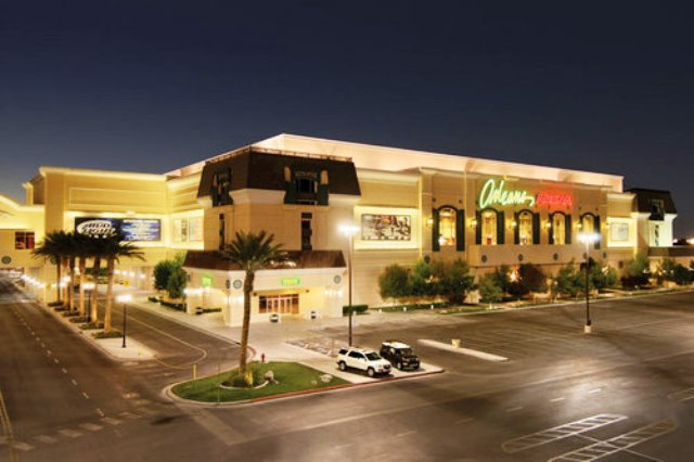The Orleans Arena in Las Vegas will be the venue for next year's Wrestling World Championships ©Orleans Hotel