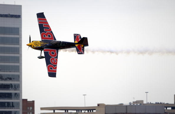 The Red Bull Air Race will come to the Russian city of Sochi in May 2015 ©Getty Images for Red Bull Air Race