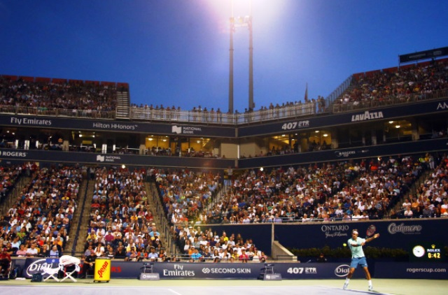 The Rexall Centre will be known as the Canadian Tennis Centre during the Toronto 2015 Pan American Games ©Getty Images