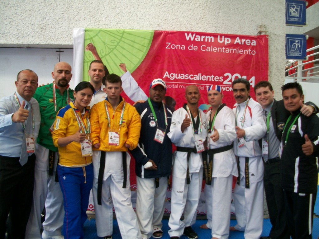 The WTF believes that the 2014 Pan America Para-Taekwondo Championships has hlp build momentum for the sports inclusion at Tokyo 2020 ©WTF