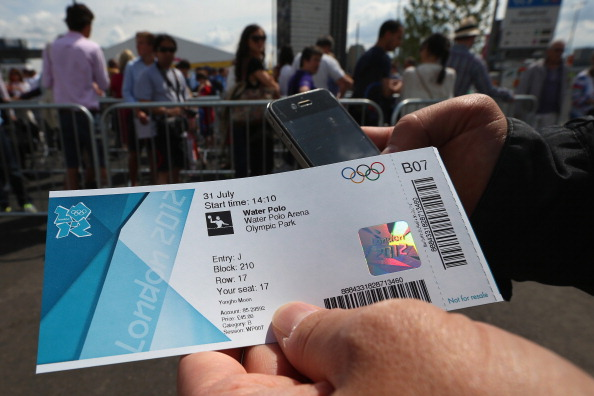 The cheapest tickets for Rio 2016 will be slightly cheaper than the least expensive ones for London 2012 ©Getty Images