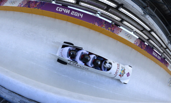 The four-man bobsleigh can now feature both male and female athletes ©Getty Images