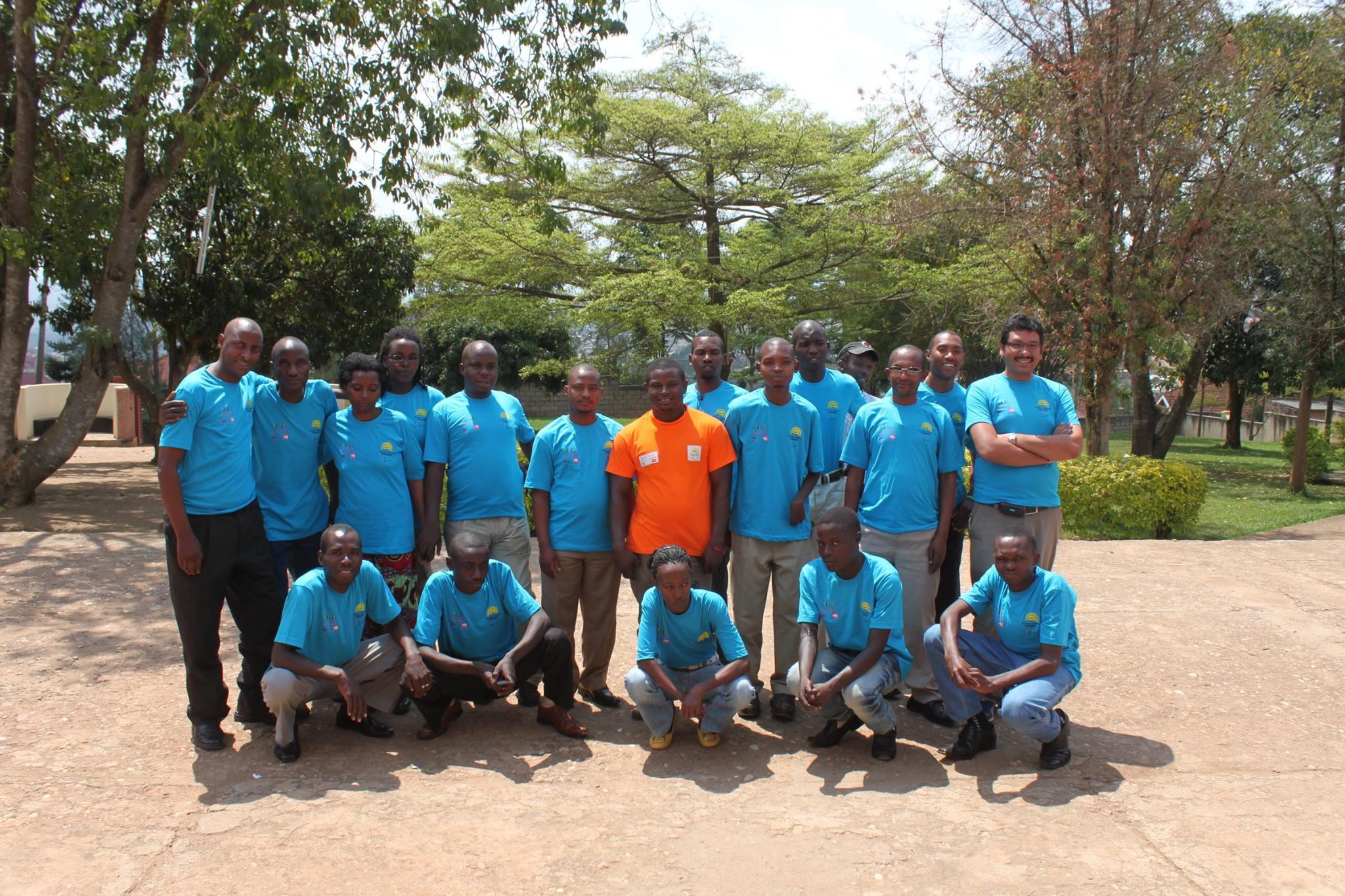 The latest Agitos Foundation workshop has been held in Kigali, Rwanda to help boost Paralympic sport across ©Rwanda NPC