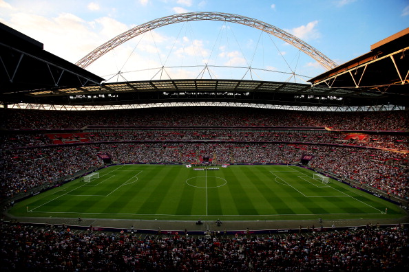 Wembley Stadium will host the final of the European Championship for a second time in 2020 ©Getty Images