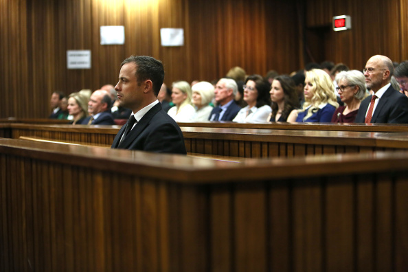 Oscar Pistorius, found guilty today of culpable homicide, will be able to return to athletics once he has served any punishment, the International Paralympic Committee says  ©Getty Images