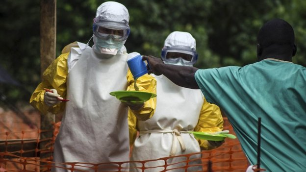 FIFA has promised to provide financial help to countries hit by the deadly Ebola virus ©AFP/Getty Images