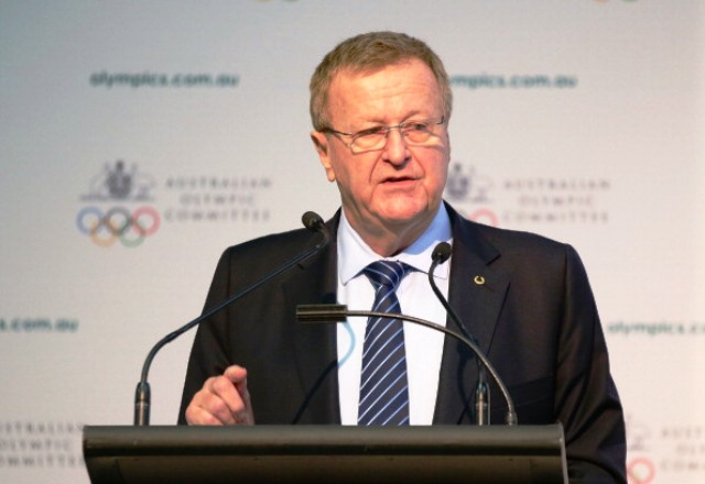 AOC President John Coates will speak at a meeting of the Senate Community Affairs Legislation Committee in Canberra on Friday ©Getty Images