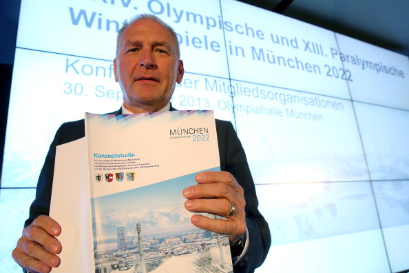 Despite the DOSB Board's confirmation, a bid for the 2024 Olympic Games could be rejected by the public in a referendum, as was the case with Munich's bid to host the 2022 Winter Games ©Getty Images