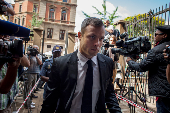 Arguments over whether Oscar Pistorius should be jailed have increased with the testimony of Reeva Steenkamp's cousin Kim Martin ©Charlie Shoemaker/Getty Images