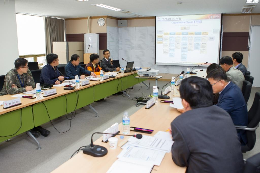 As well as discussing safety measures for the Games, the meeting also confirmed the creation of a Safety Task Force which will be established in January 2015 ©Gwangju 2105