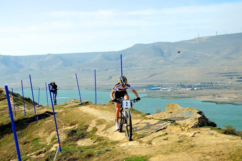Preparations for Baku 2015 are continuing well with the successful mountain bike test event ©Baku 2015
