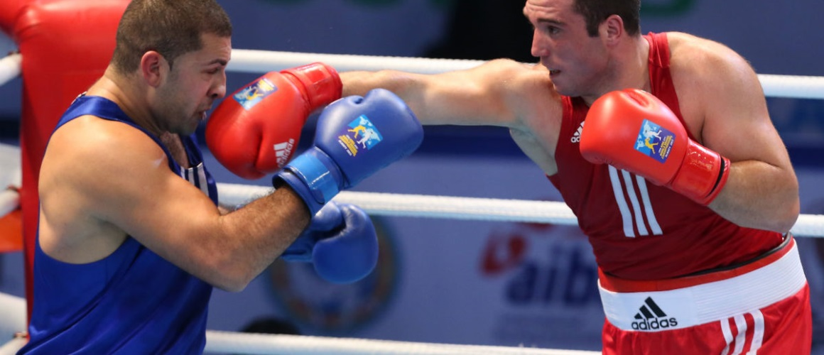 Boxing and wrestling will each offer qualification places for Baku 2015 ©Baku 2015
